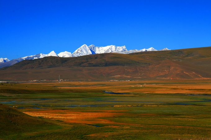 拉萨-纳木错-藏北草原-西藏江南林芝五晚六日游